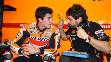 Marc Marquez, Repsol Honda Team - Sepang Official MotoGP Test