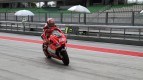 Nicky Hayden, Ducati Team - Sepang Official MotoGP Test