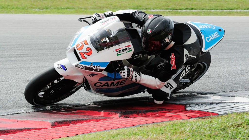 Lucas Pesek, Came IodaRacing - Sepang Official MotoGP Test