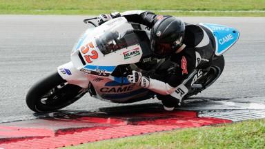 Lucas Pesek, Came IodaRacing - Sepang Official MotoGP Test