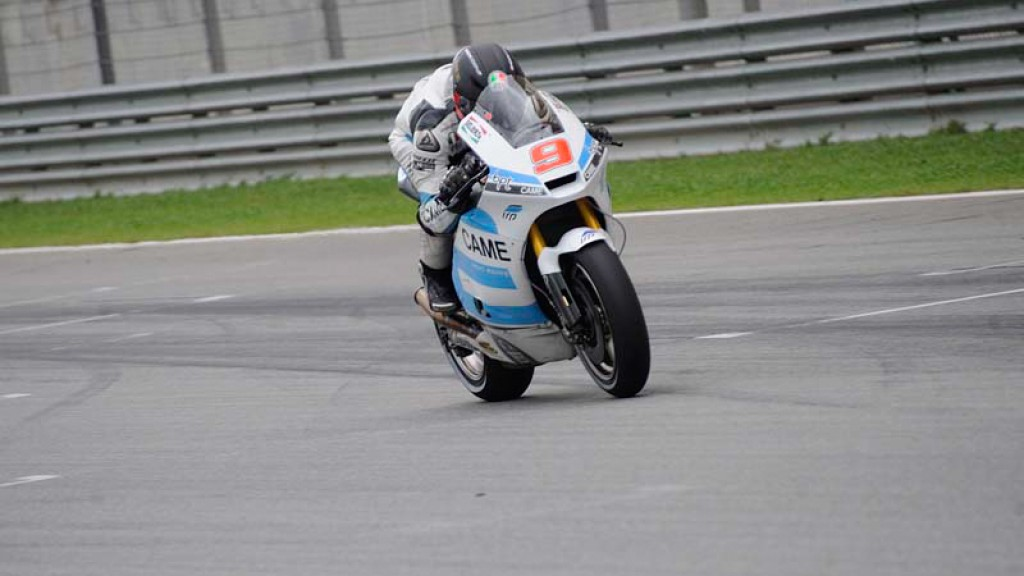 Danilo Petrucci, Came IodaRacing - Sepang Official MotoGP Test