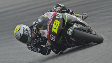 Alvaro Bautista, Team Go & Fun Honda Gresini - Sepang Official MotoGP Test © Gigi Soldano / Milagro