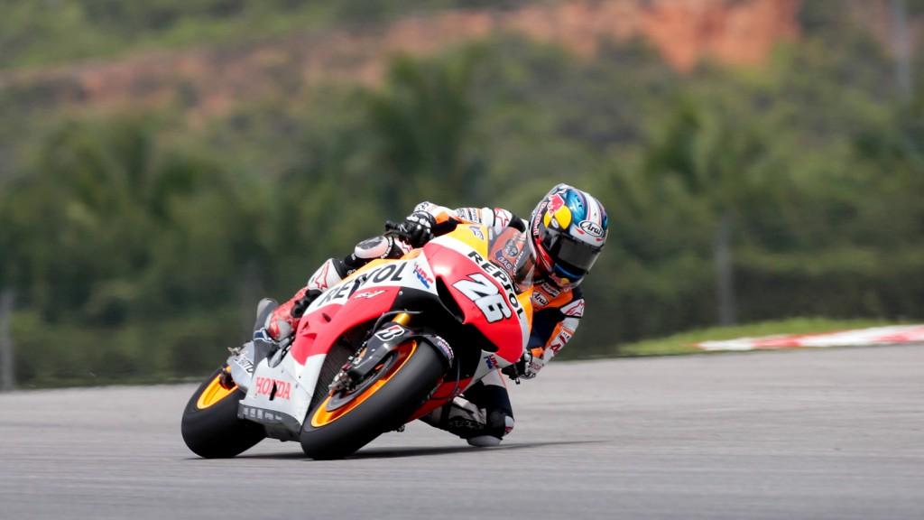 Dani Pedrosa,Repsol Honda Team - Sepang Official MotoGP Test