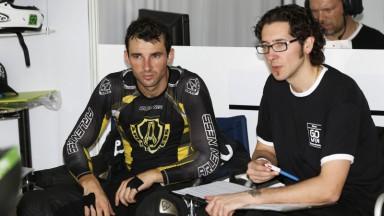 Bryan Staring, Go & Fun Honda Gresini - Sepang Official MotoGP Test