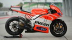 Nicky Hayden´s Desmosedici GP13, Ducati Team - Sepang Official MotoGP Test