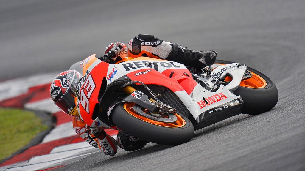 Marc Marquez, Repsol Honda Team - Sepang Official MotoGP Test © Gigi Soldano / Milagro