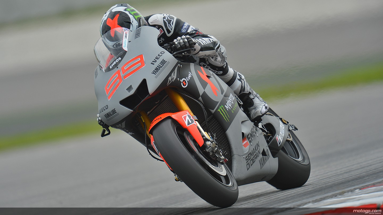 motogp.com · Jorge Lorenzo, Yamaha Factory Racing - Sepang Official MotoGP Test