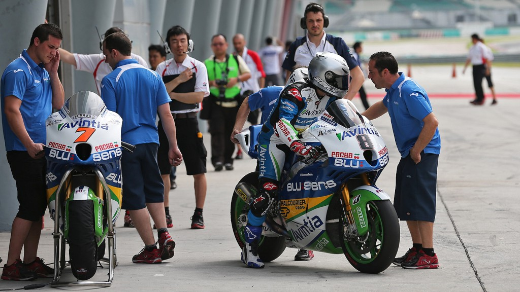 Hector Barbera, Avintia Blusens - Sepang Official MotoGP Test
