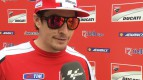 2013 - MotoGP - Sepang Test DAY 3 - Interview - Nicky Hayden
