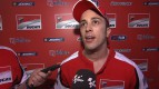 2013 - MotoGP - Sepang Official Test 1 - DAY 3 - Interview - Andrea Dovizioso