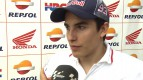 Márquez happy with step-by-step progression