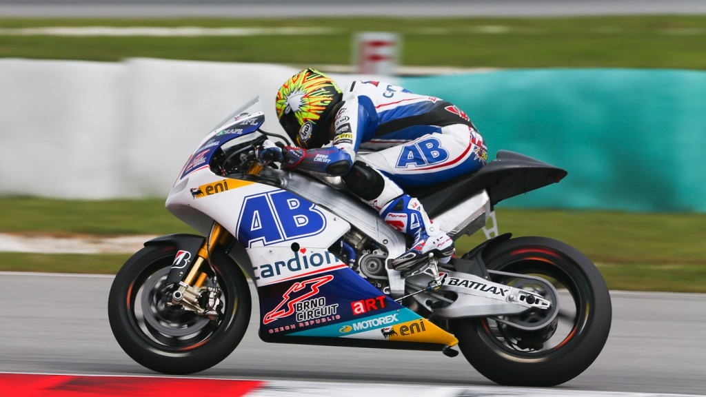 Karel Abraham, Cardion AB Motoracing - Sepang Official MotoGP Test