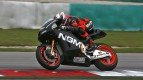 Claudio Corti, NGM Mobile Forward Racing - Sepang Official MotoGP Test