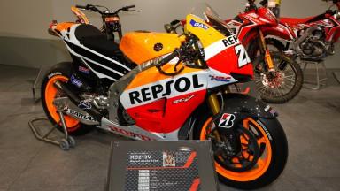 Honda RC213V - Repsol Honda Team