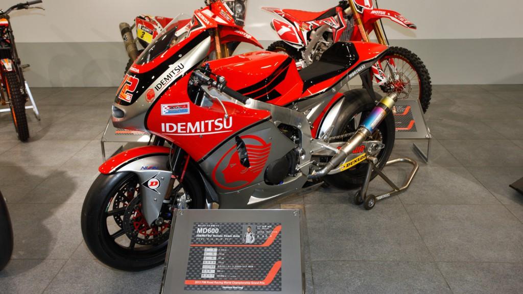 Moriwaki Moto2 - Idemitsu Honda Team Asia