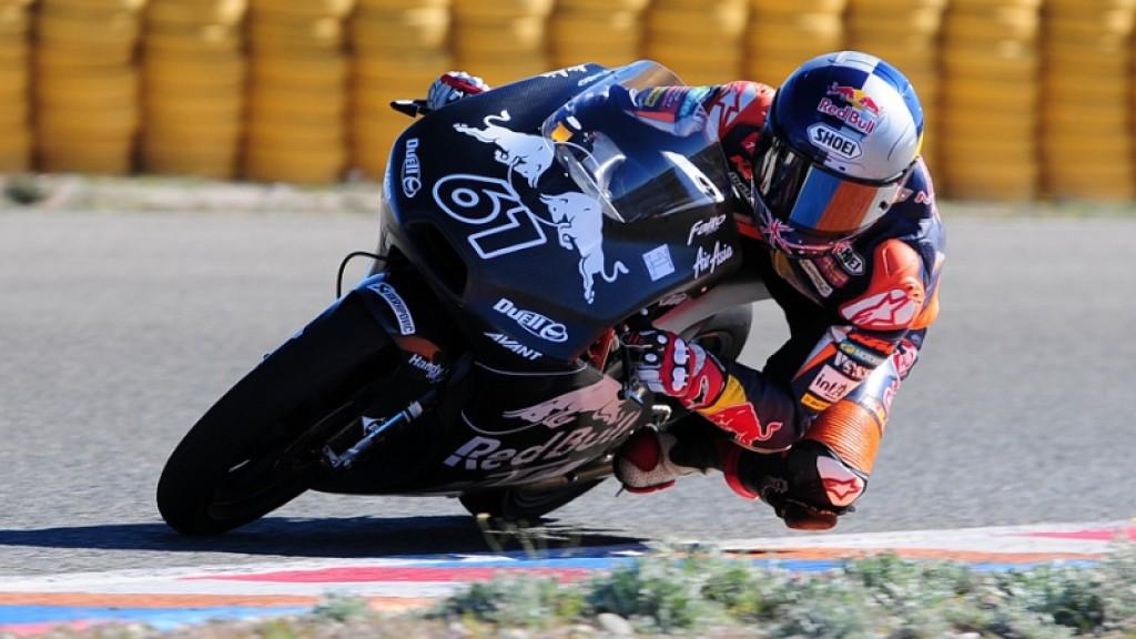 Arthur Sissis, Red Bull KTM Ajo - Almeria Circuit