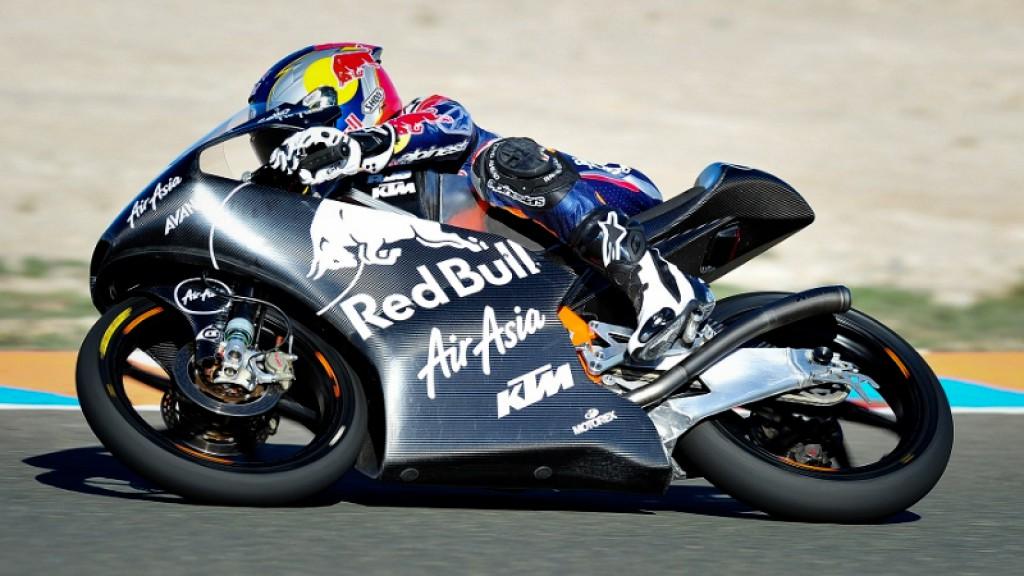 Zulfahmi Khairuddin, Red Bull KTM Ajo - Almeria Circuit