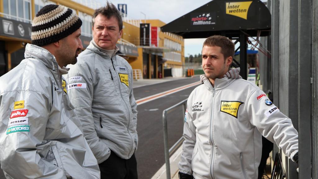 Thomas Luthi, Interwetten Paddock - Valencia Test