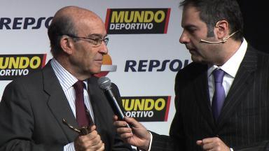 2013 Gala Mundo Deportivo in Barcelona