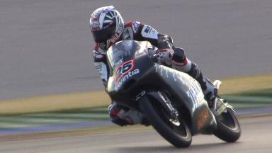 2013 - Valencia Test - DAY 2 - Moto3 - Highlights