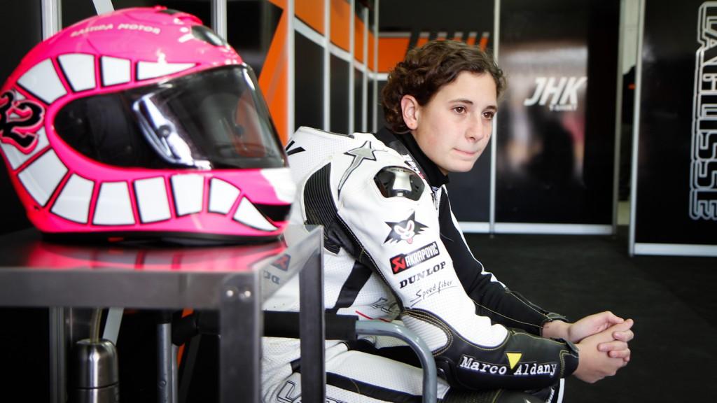 Ana Carrasco, JHK T-Shirt Laglisse - Valencia Test