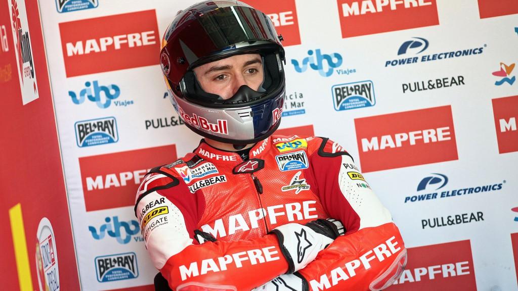 Jonas Folger, Mapfre Aspar Team Moto3 - Valencia Test