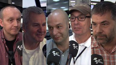 MotoGP™ journalists give their views on 2013 season