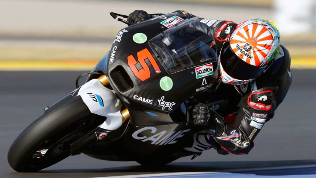 Johann Zarco, Came IodaRacing Project - Valencia Test