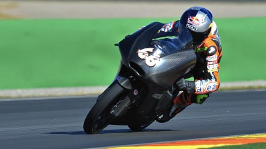Florian Alt, Kiefer Racing - Valencia Test