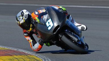 Toni Finsterbusch, Kiefer Racing - Valencia Test