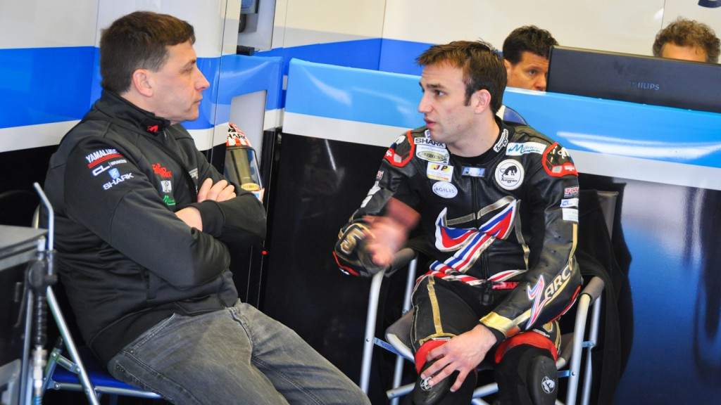 Johann Zarco, Came IodaRacing Project - Jerez Test