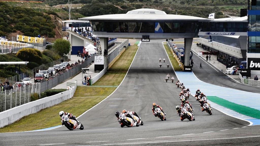 Rookies KTM RC 250 R Test Jerez