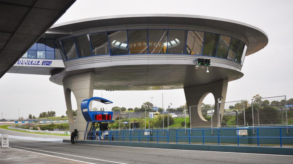 Jerez Circuit - Jerez Test