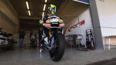 Jerez Moto2 Test Day 2 Highlights