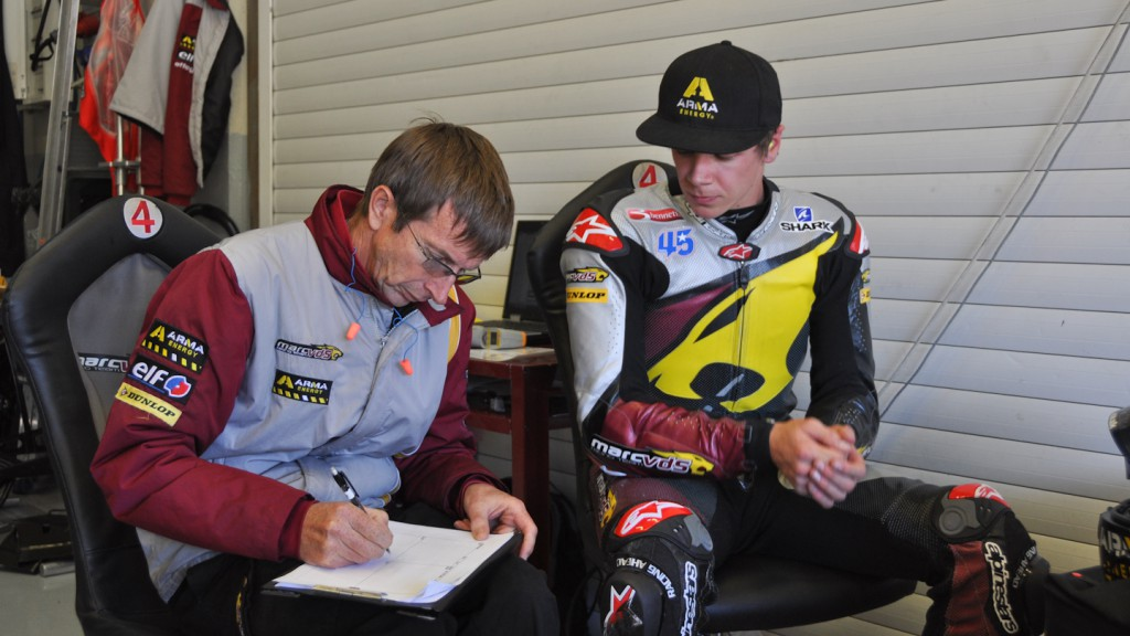 Scott Redding, Marc VDS Racing Team - Jerez Test