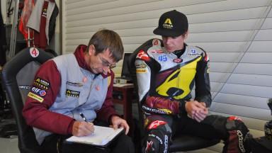 Scott Redding, Marc VDS Racing Team - Jerez Test