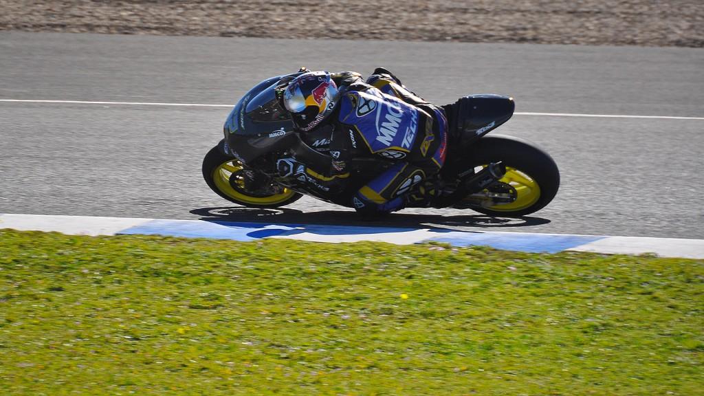 Danny Kent, Tech 3 - Jerez Test