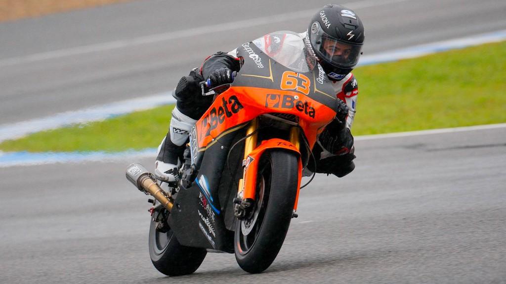 Mike di Meglio, JiR Moto2 - Jerez Test