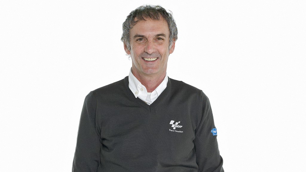 Franco Uncini - FIM Grand Prix Safety Officer