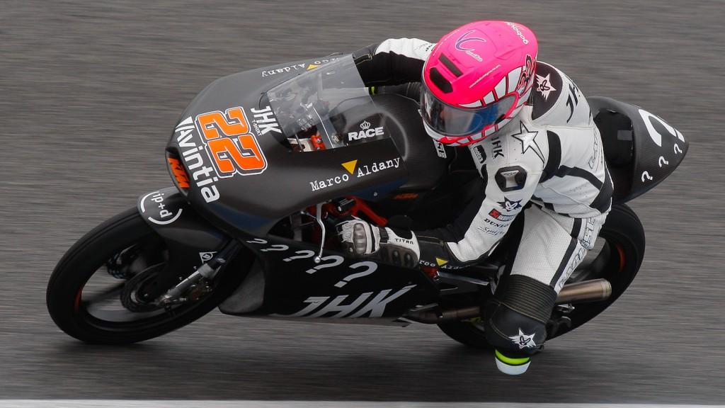 Ana Carrasco, JHK Laglisse T-Shirt Laglisse - Jerez Test