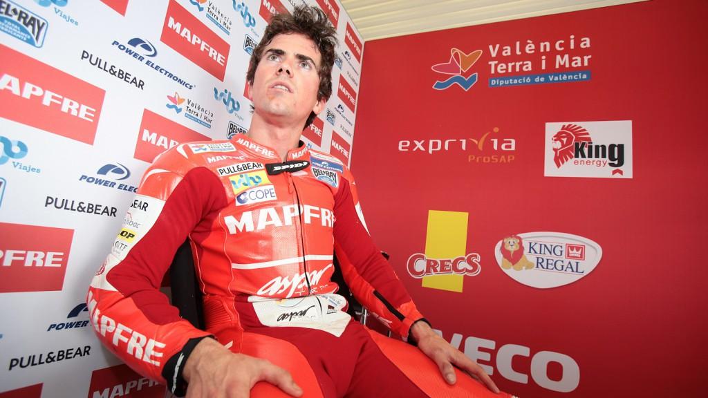 Nico Terol, Mapfe Aspar Team Moto2 - Jerez Test
