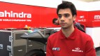 Maximum effort for Oliveira on Mahindra