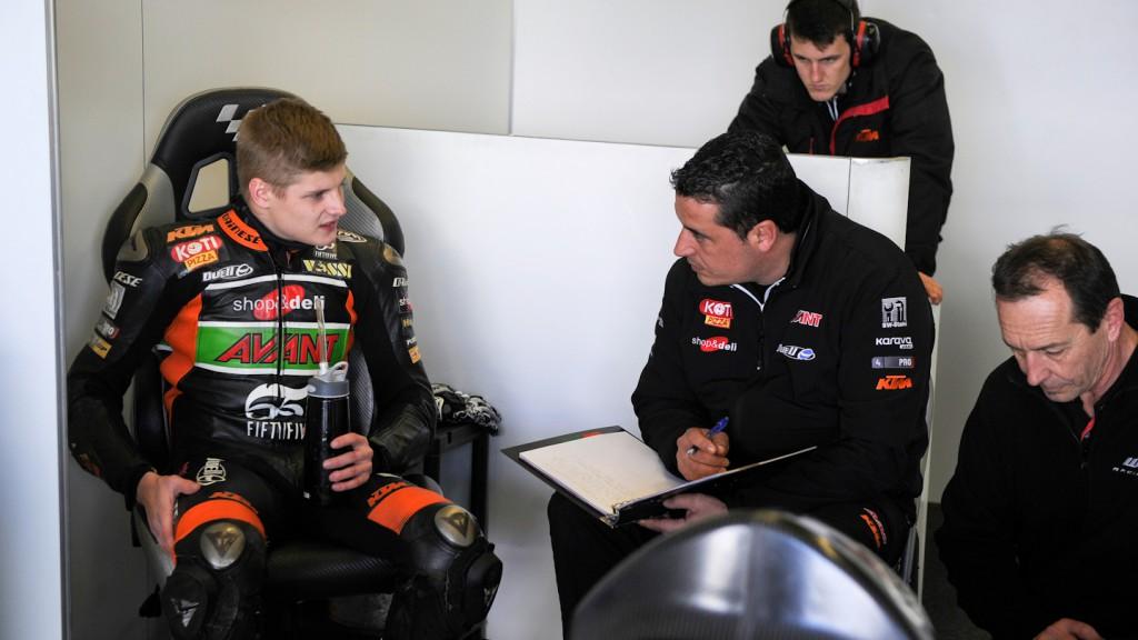 Niklas Ajo, Avant Tecno - Jerez Test