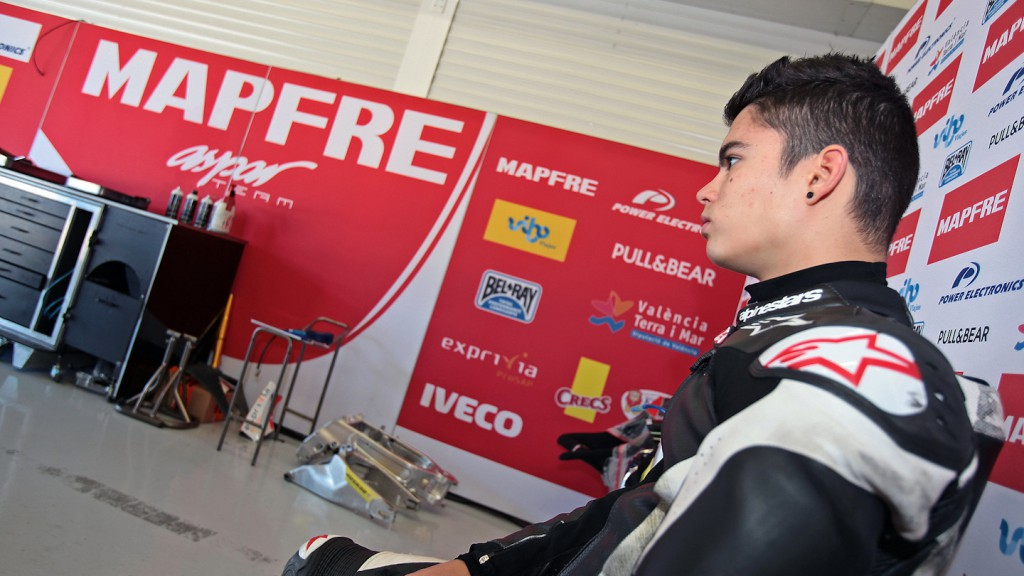 Eric Granado, Mapfre Aspar Team Moto3 - Jerez Test