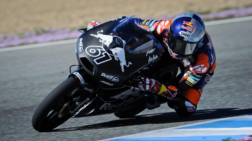 Arthur Sissis, Red Bull KTM Ajo - Jerez Test