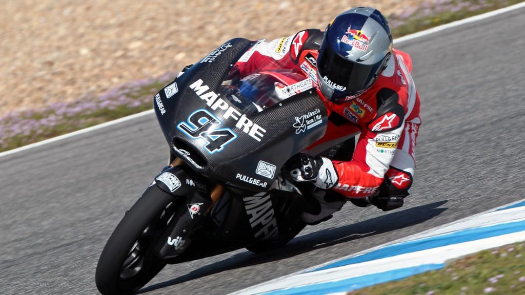 Jonas Folger, Mapfre Aspar Team Moto3 - Jerez Test