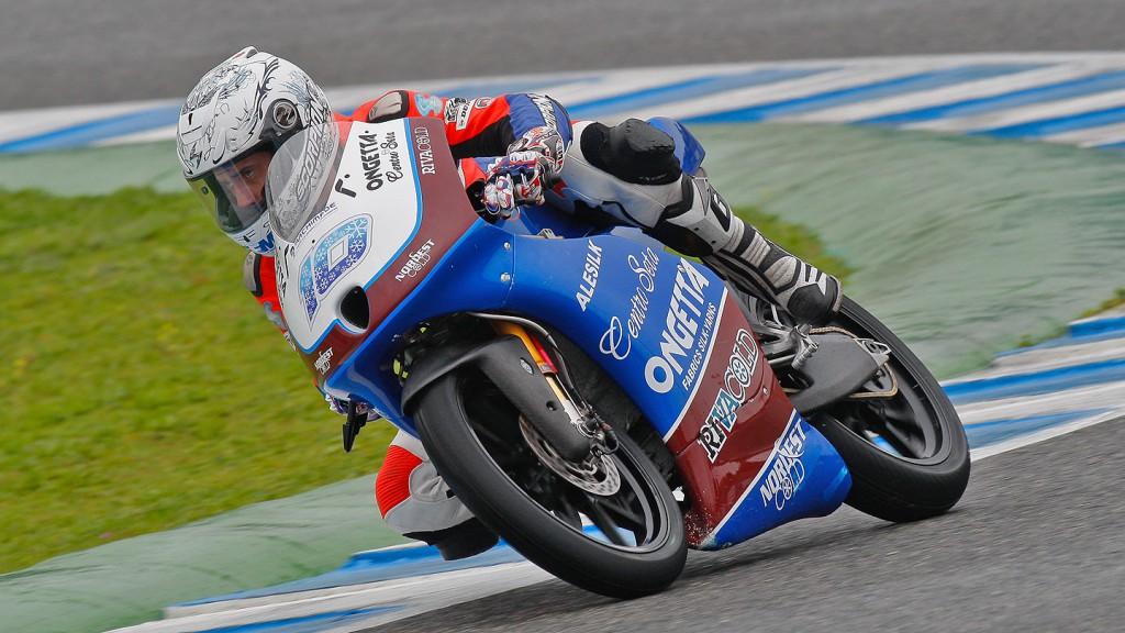 Alexis Masbou, Ongetta Centro Setta - Jerez Test
