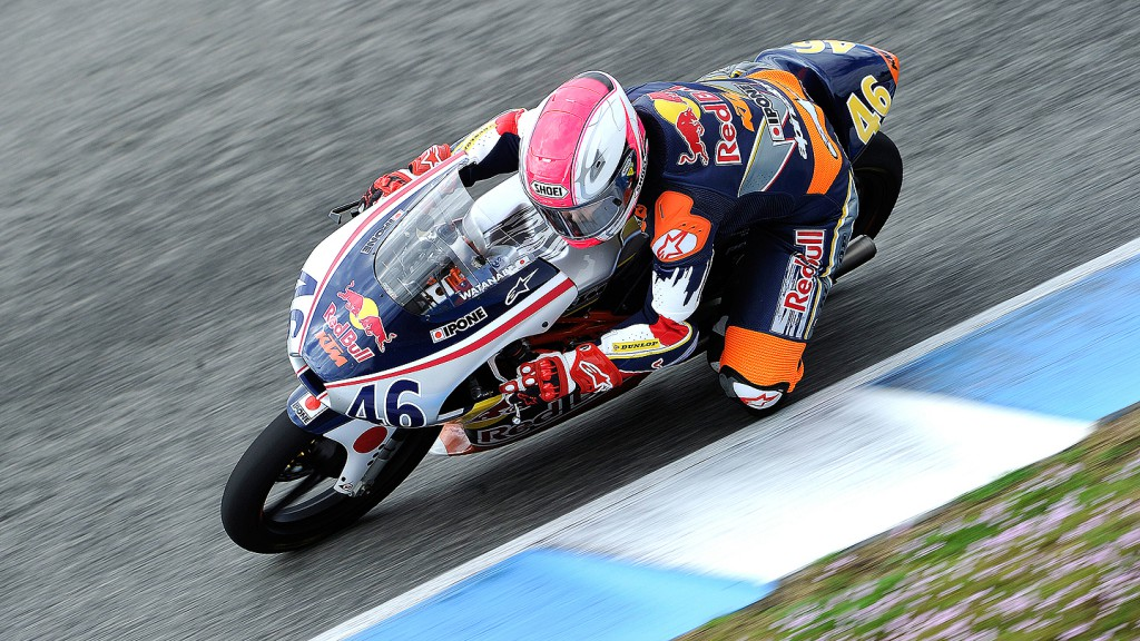Yui Watanabe, Red Bull MotoGP Rookies Cup