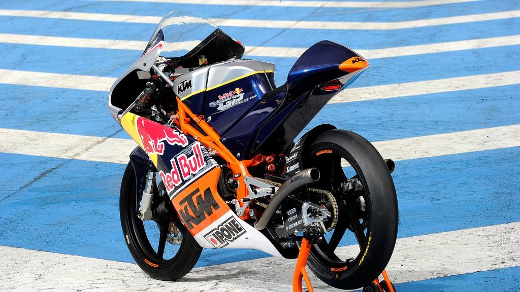 KTM RC250 R, Red Bull MotoGP Rookies Cup