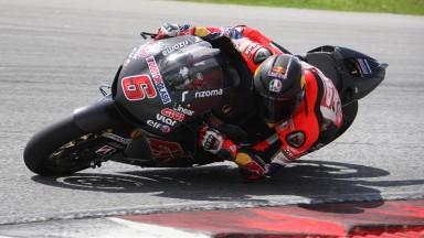 Stefan Bradl, LCR Honda MotoGP - Sepang Official MotoGP Test 2